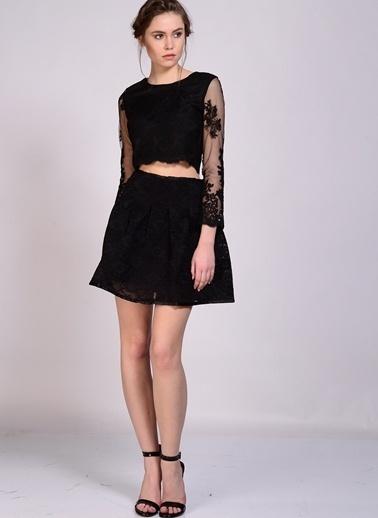 Zibi London Bluz Siyah